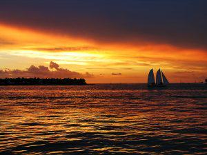 Sunset Key West